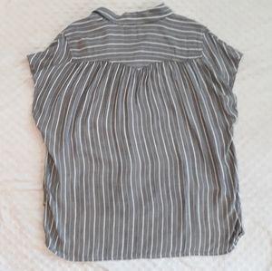 Lucky Brand Tops - Lucky Brand lightweight summer top shirt XL